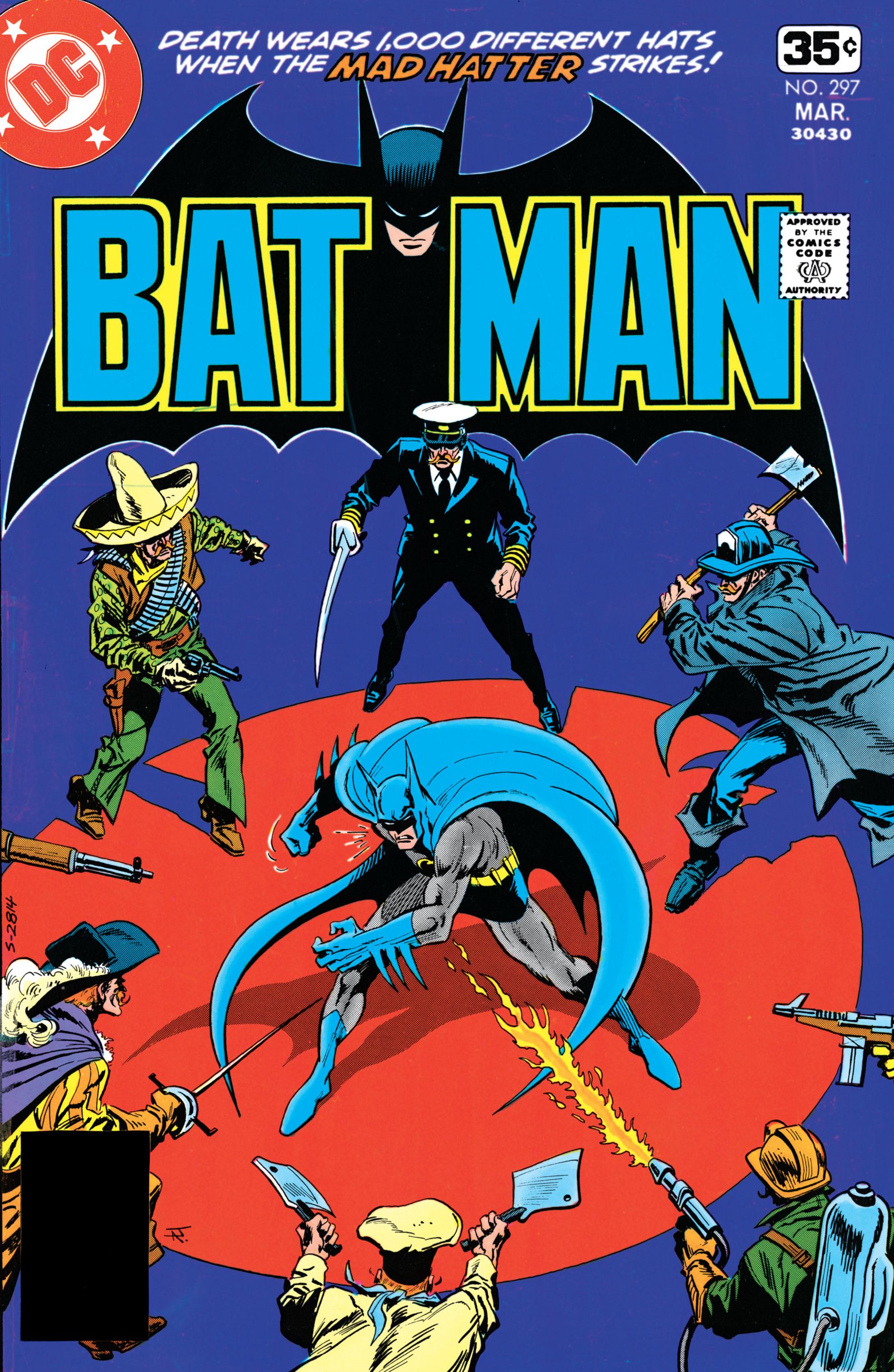 Batman (1940) 297 Page 1