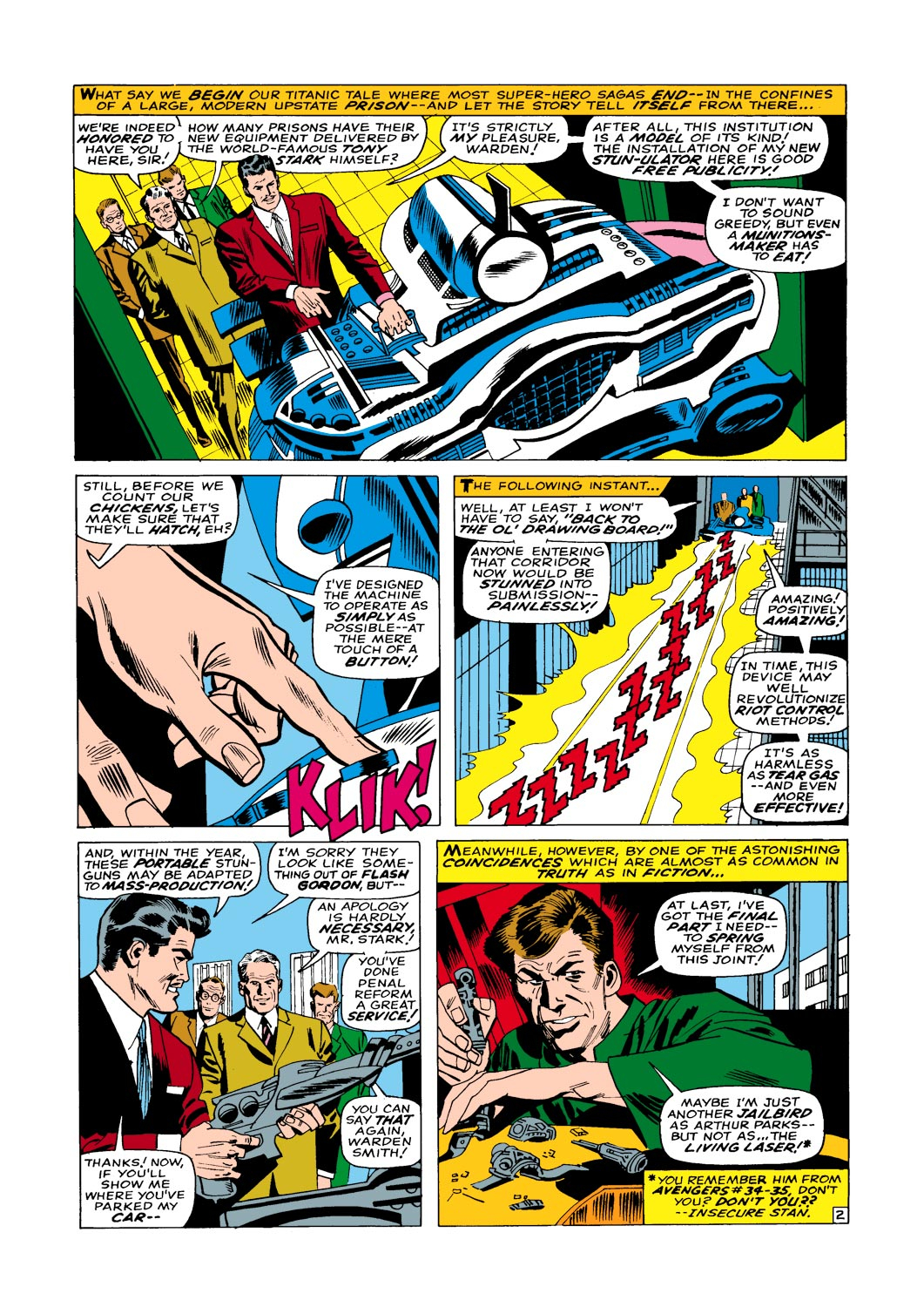 The Avengers (1963) _Annual_1 Page 2