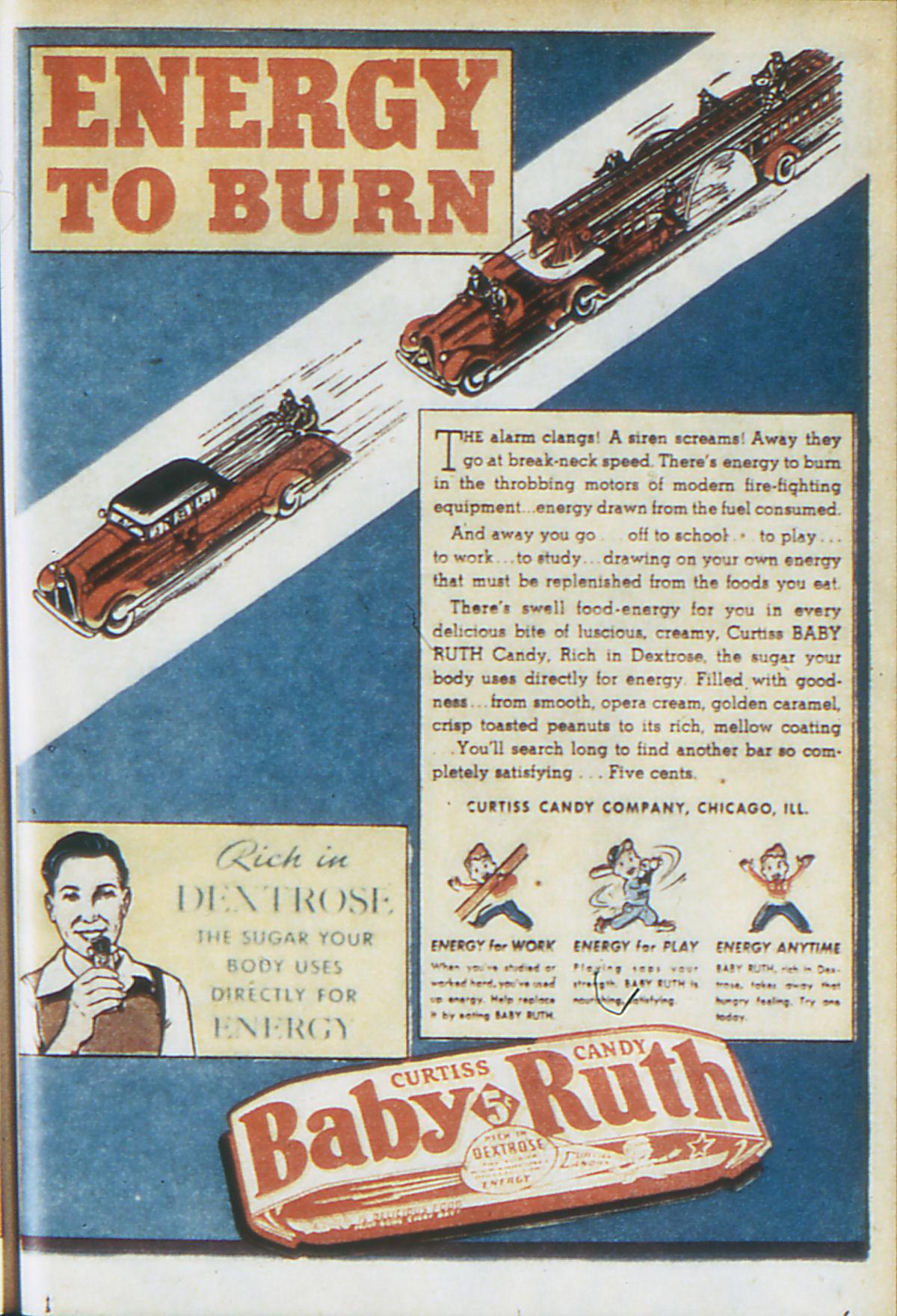 Read online Adventure Comics (1938) comic -  Issue #64 - 48