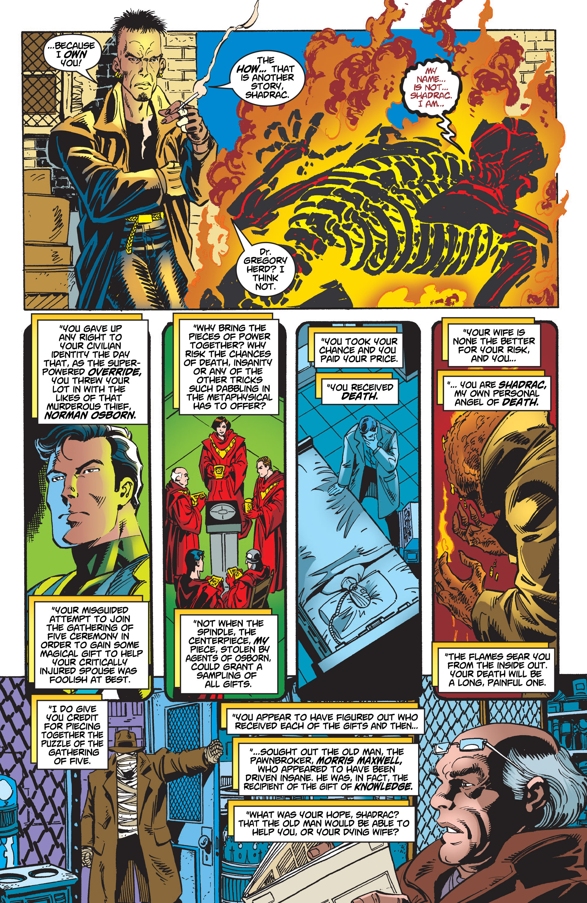 The Amazing Spider-Man (1999) 3 Page 4