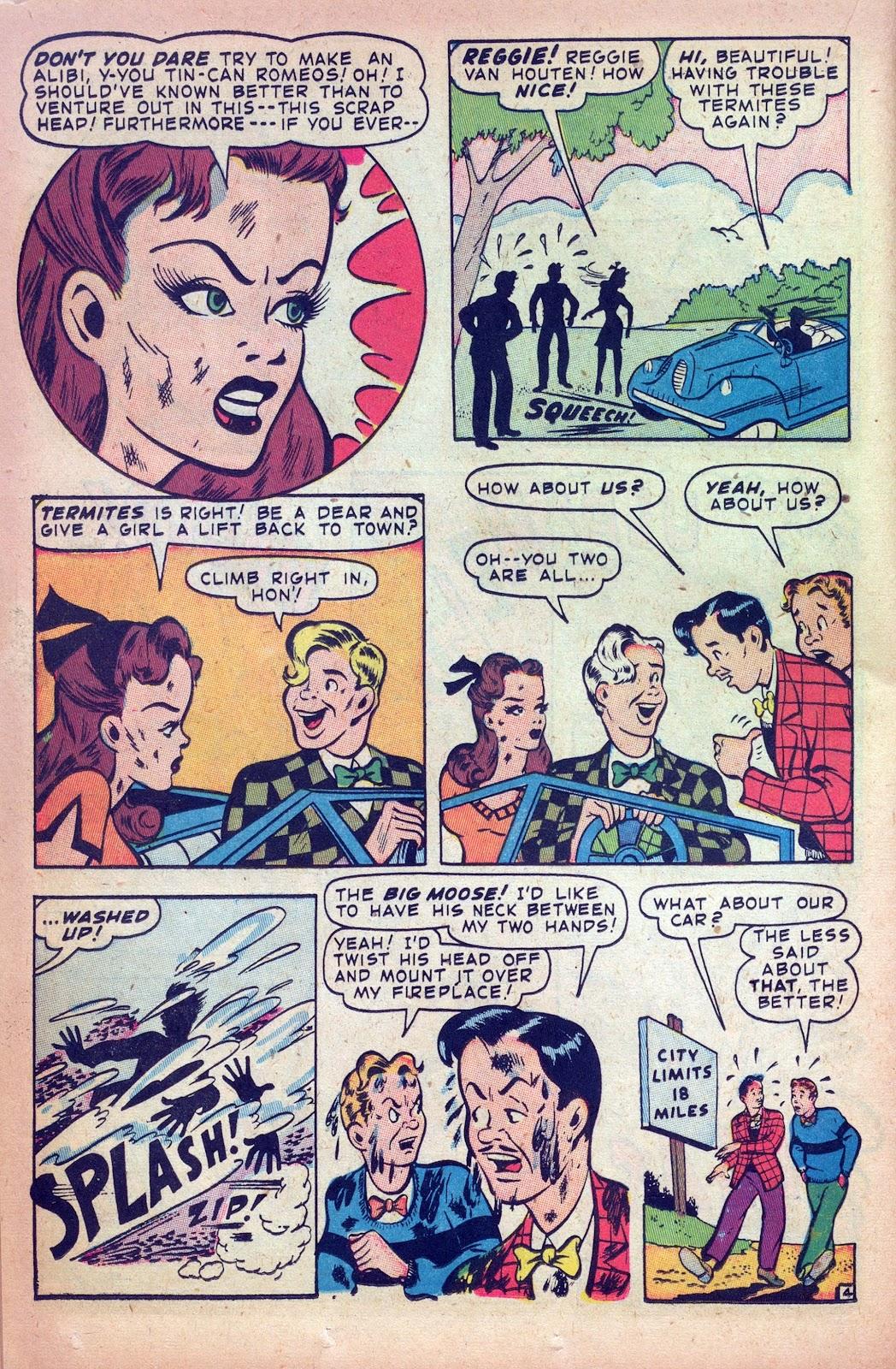Read online Joker Comics comic -  Issue #28 - 34