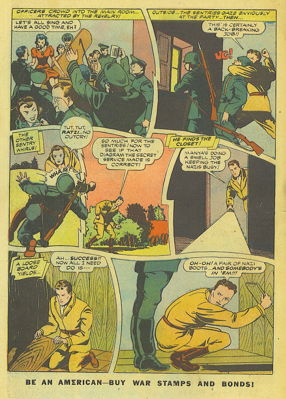 Startling Comics issue 27 - Page 46