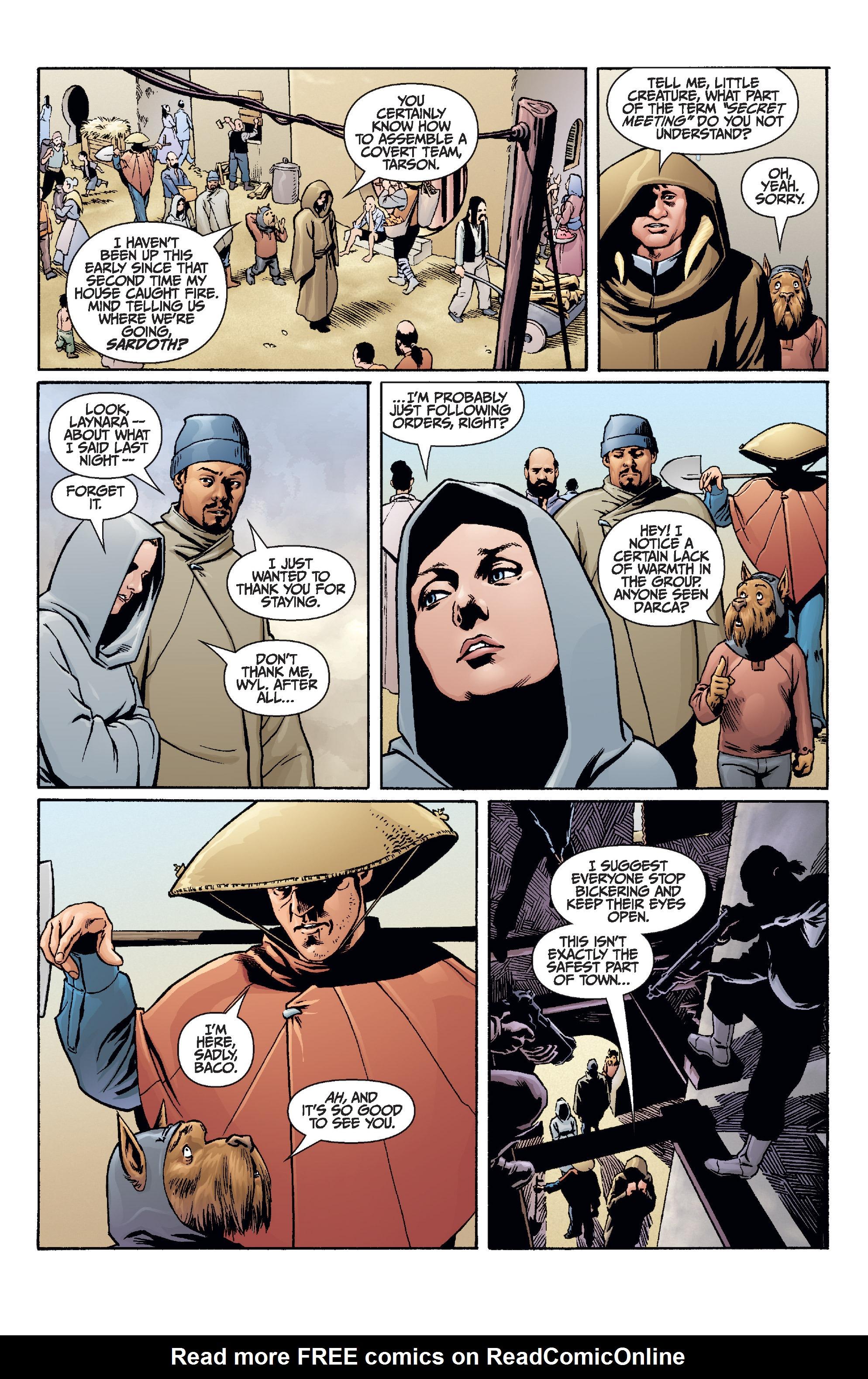Read online Star Wars Omnibus comic -  Issue # Vol. 20 - 236