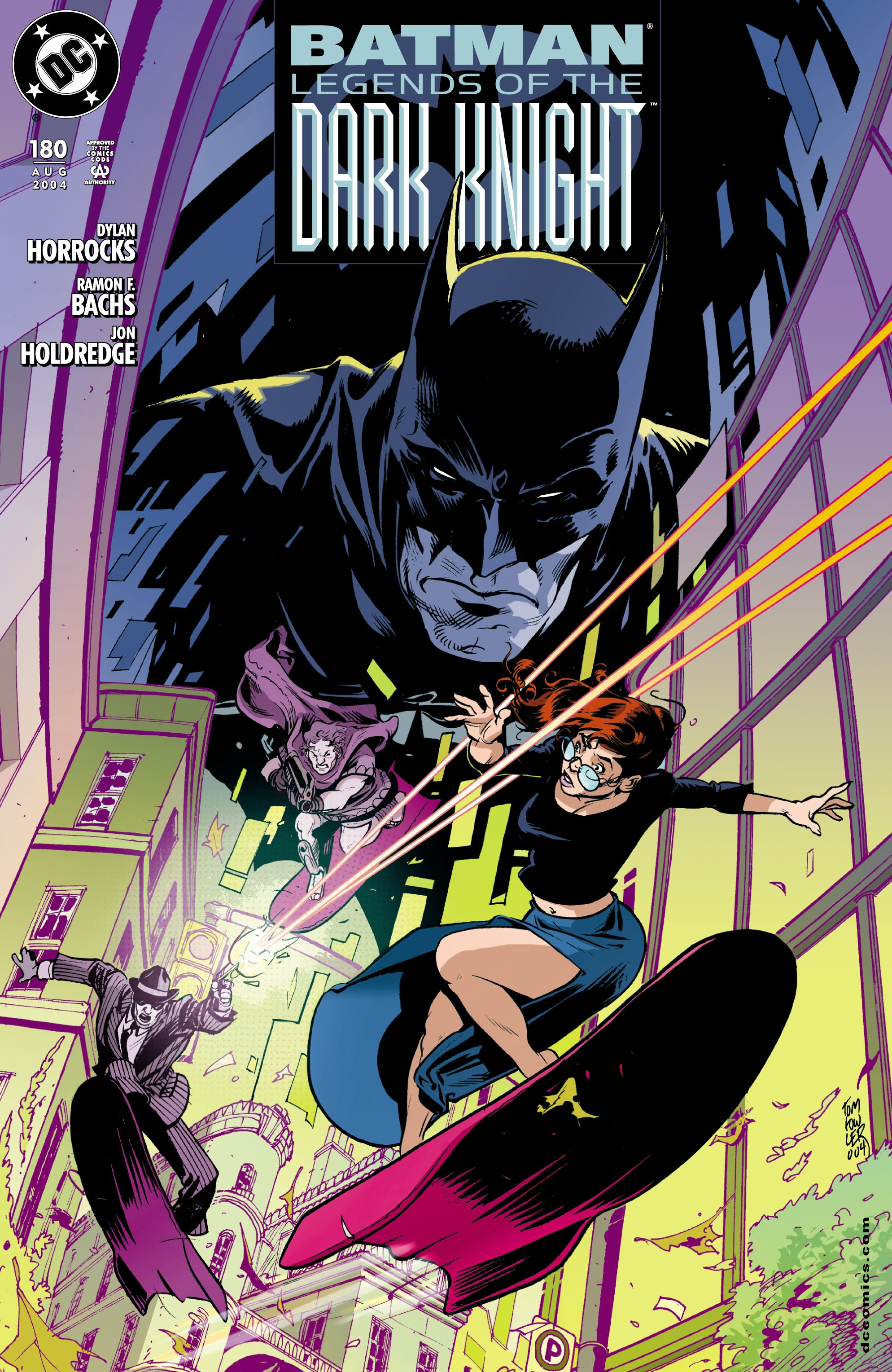 Batman: Legends of the Dark Knight 180 Page 1