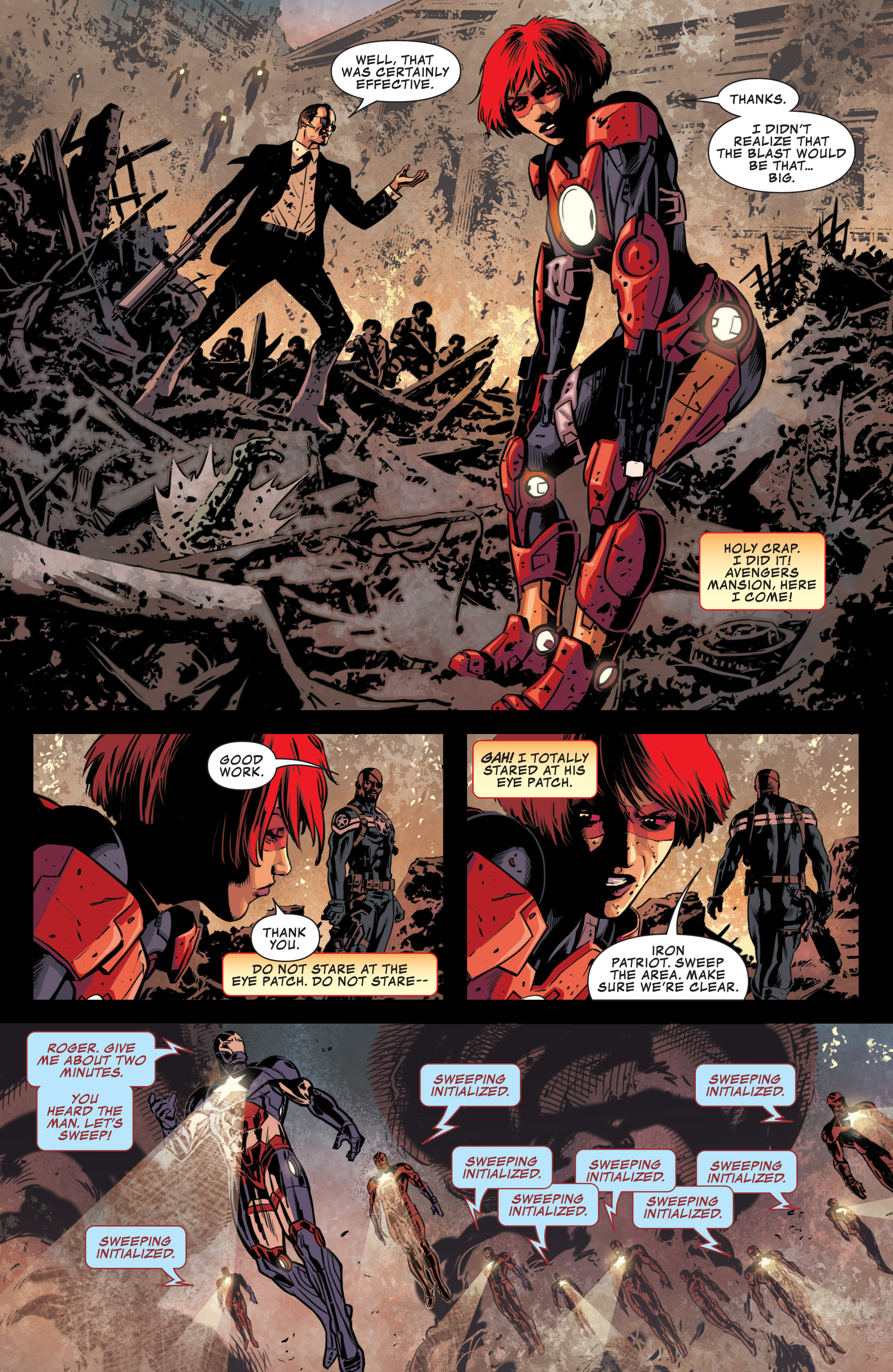 Read online Secret Avengers (2013) comic -  Issue #10 - 16