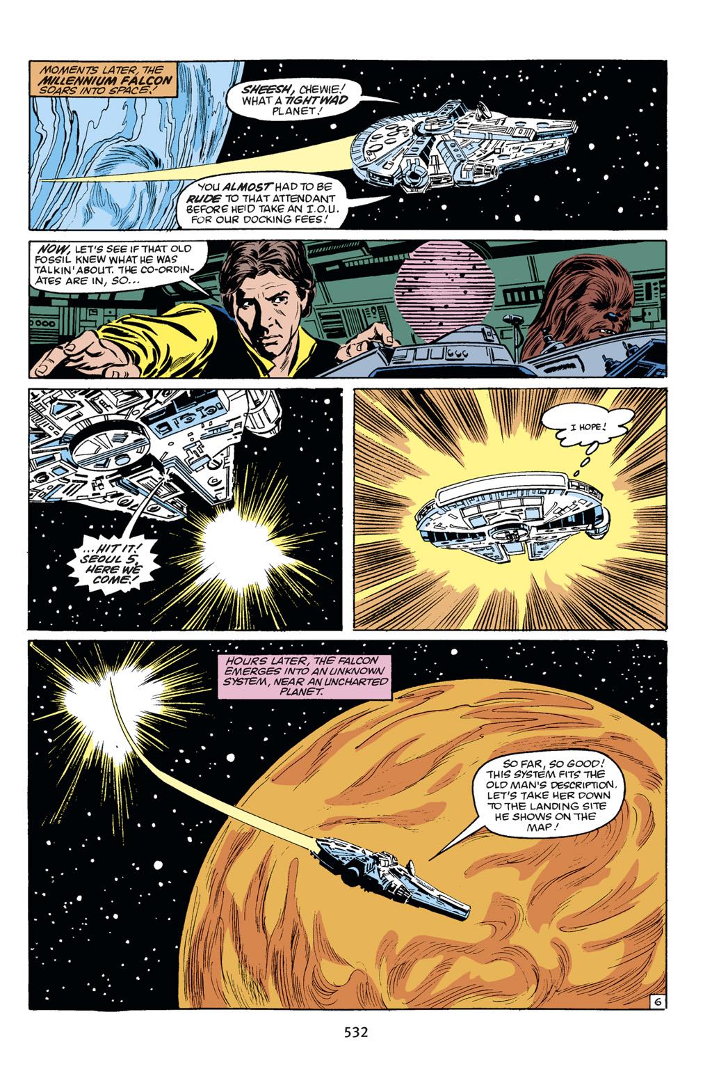 Read online Star Wars Omnibus comic -  Issue # Vol. 18.5 - 246