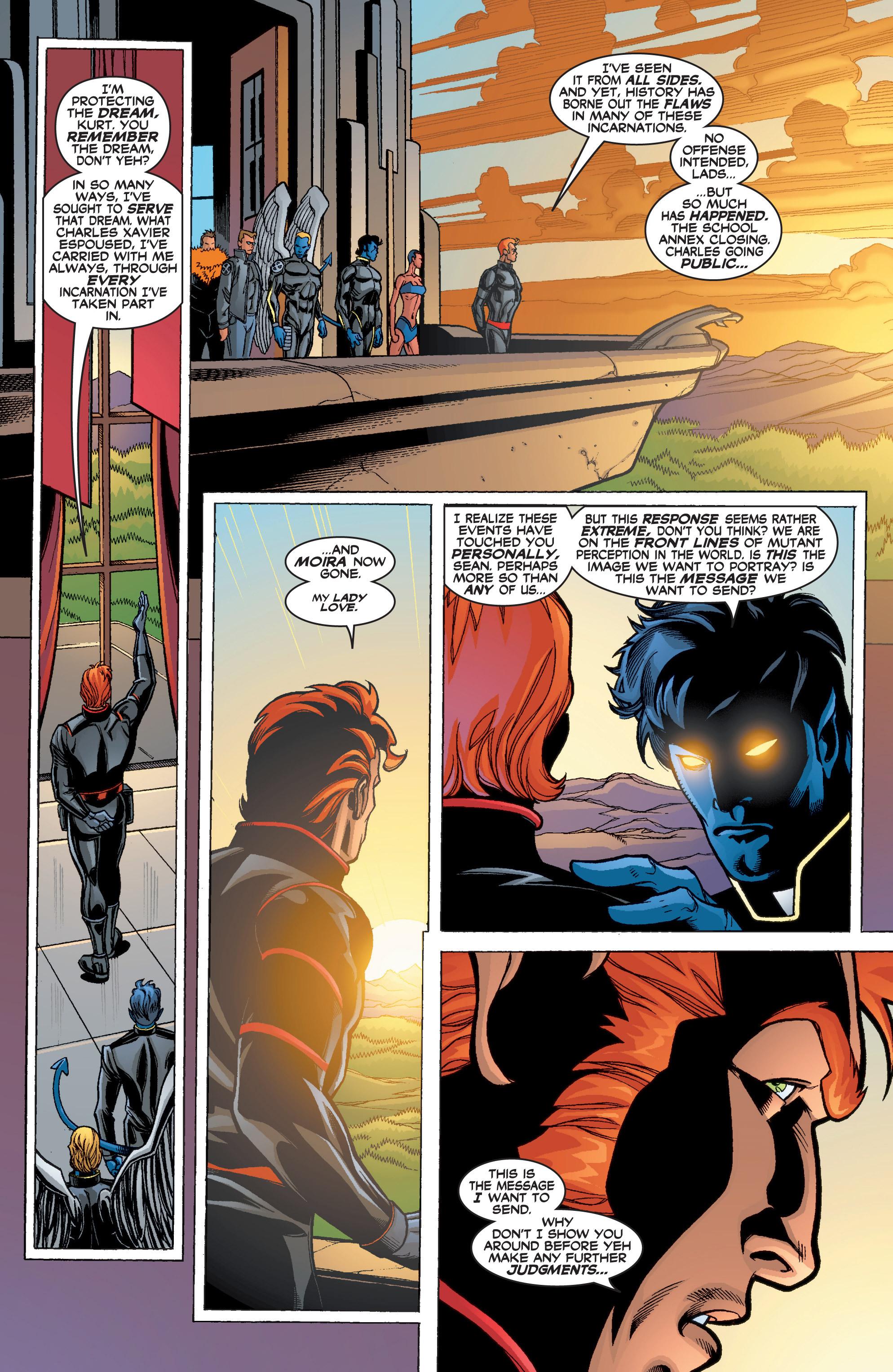 Read online Uncanny X-Men (1963) comic -  Issue #402 - 4