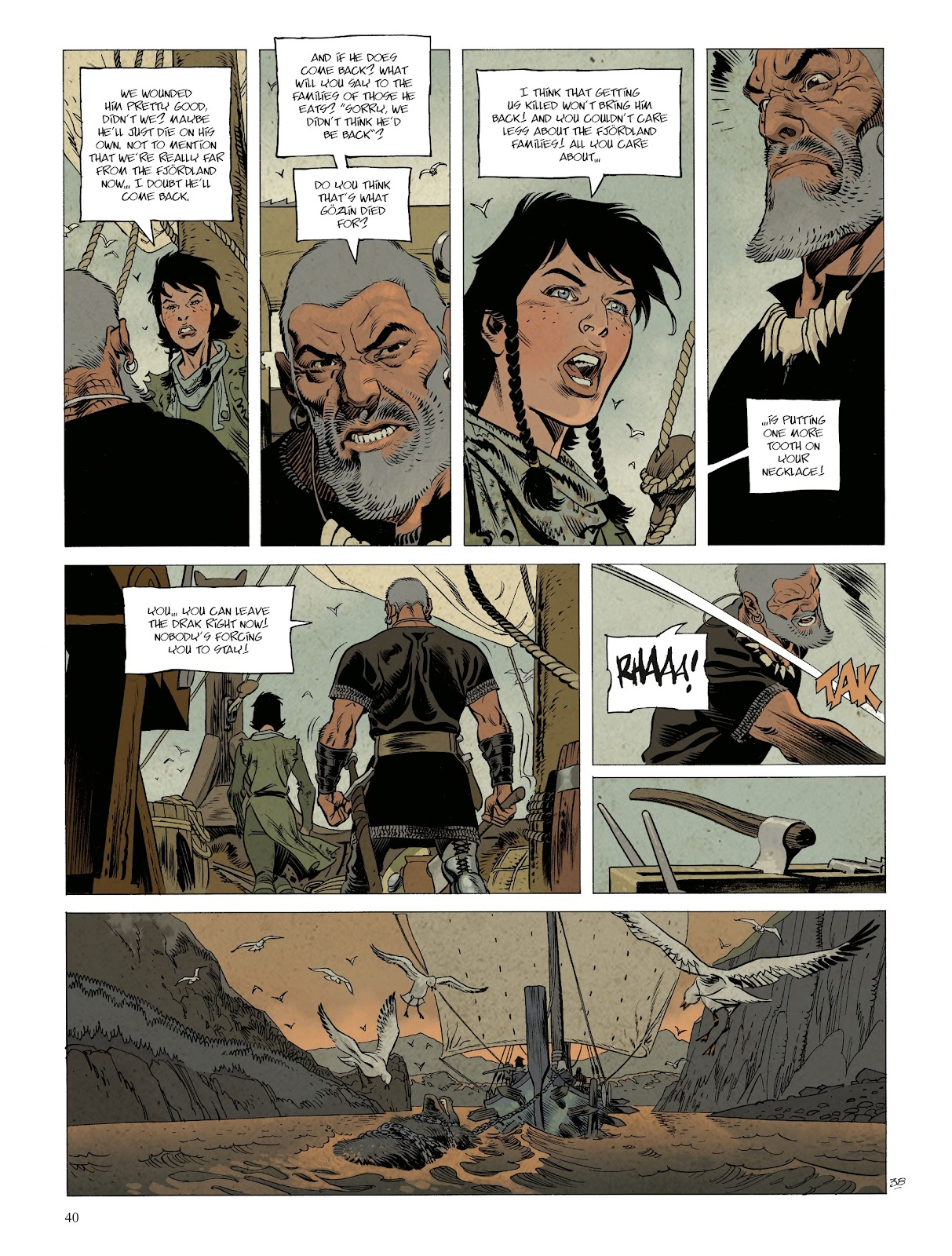 Read online Asgard comic -  Issue #1 - 42