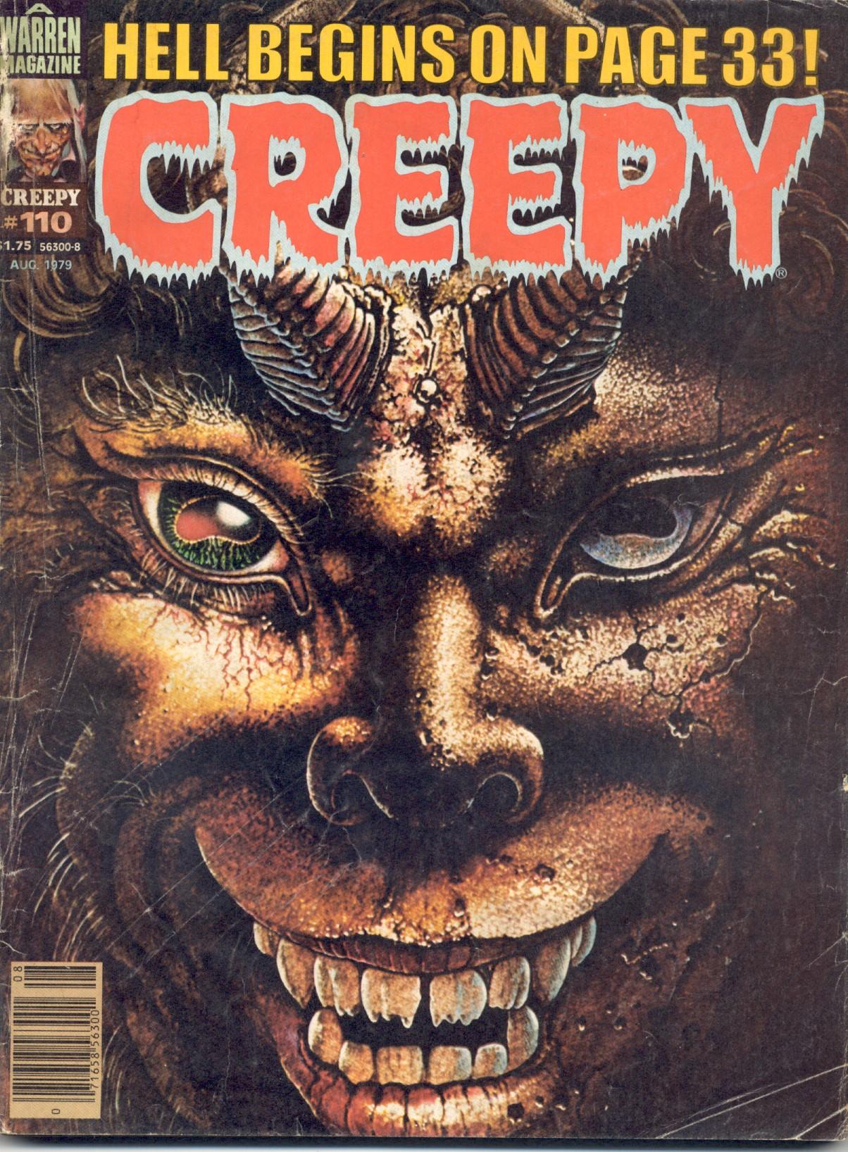Creepy (1964) 110 Page 1