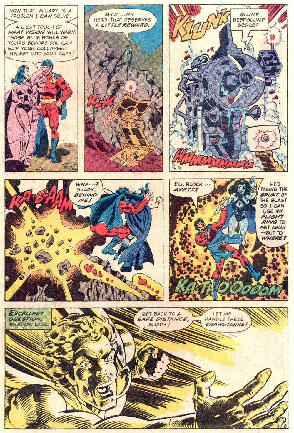 Legion of Super-Heroes (1980) 287 Page 21