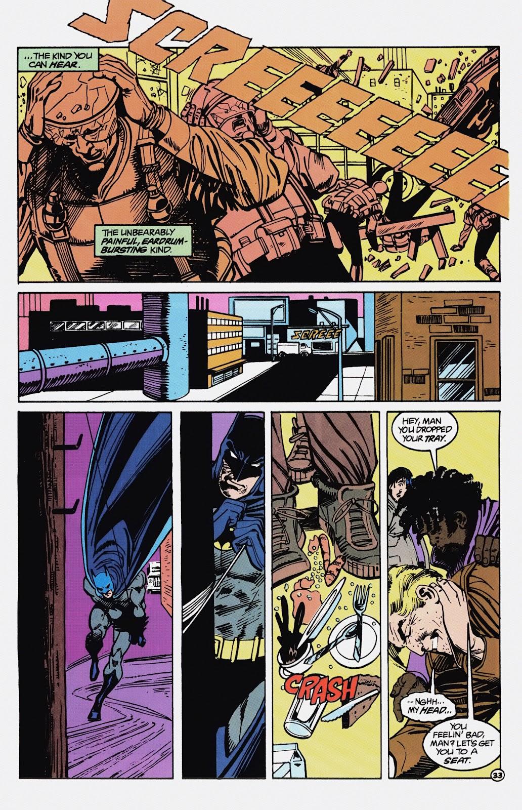 Read online Detective Comics (1937) comic -  Issue # _TPB Batman - Blind Justice (Part 1) - 38