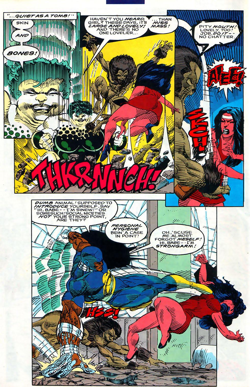 Read online Alpha Flight (1983) comic -  Issue #110 - 10