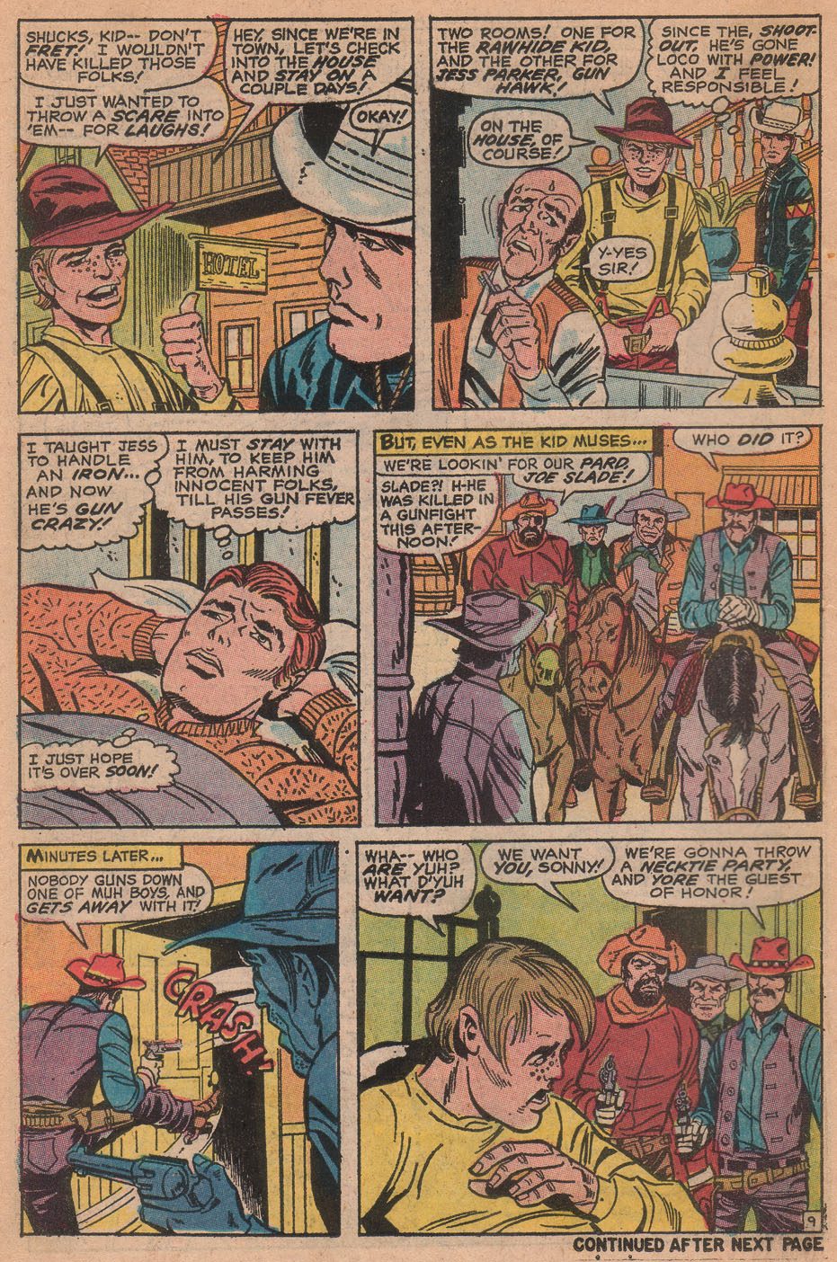 The Rawhide Kid (1955) issue 88 - Page 14