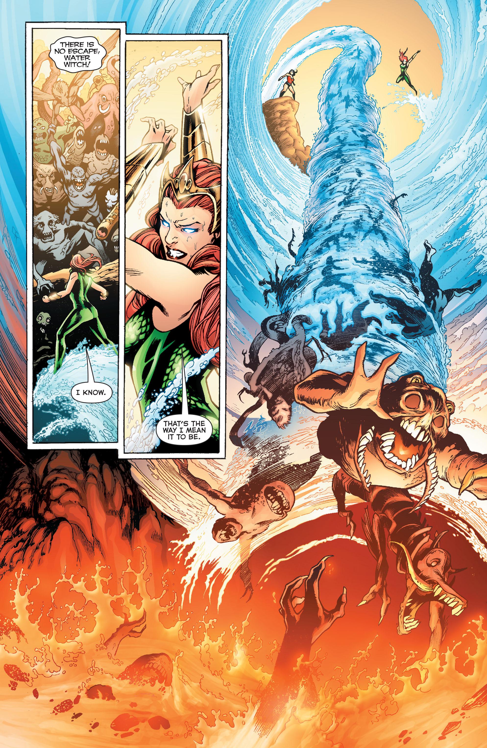 Read online Aquaman (2011) comic -  Issue #Aquaman (2011) _Annual 2 - 37