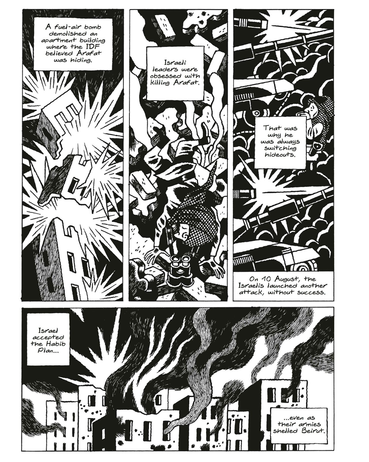 Best of Enemies: A History of US and Middle East Relations issue TPB_2 - Page 88