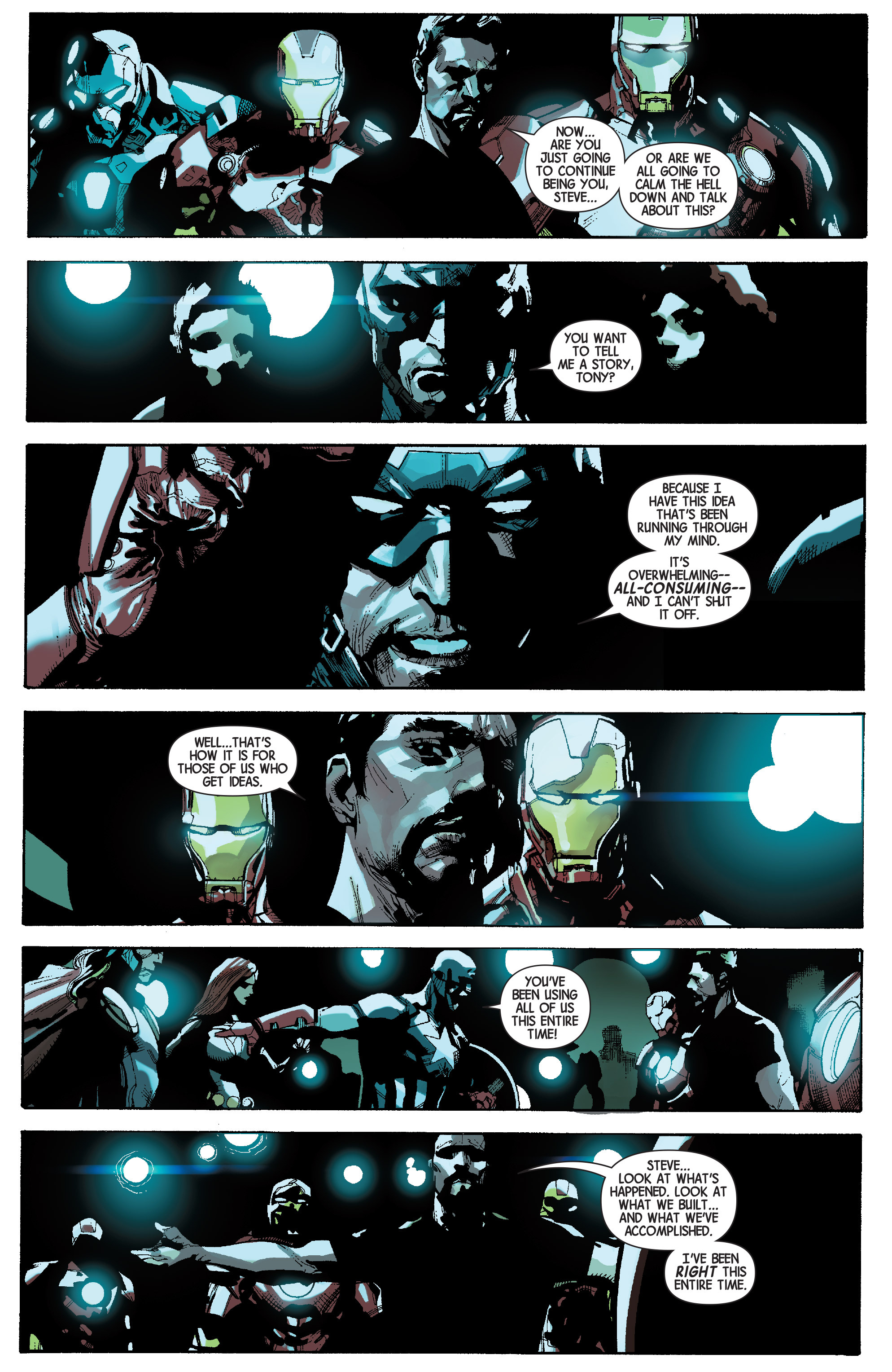 Read online Avengers (2013) comic -  Issue #29 - 25