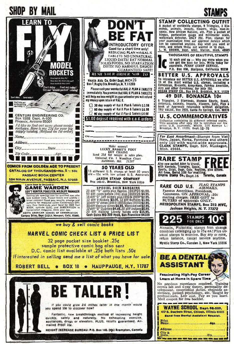 Read online Uncanny X-Men (1963) comic -  Issue #67 - 46