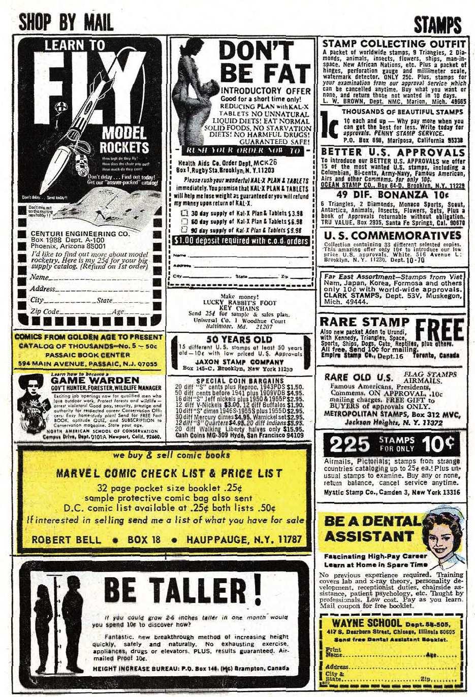 Uncanny X-Men (1963) issue 67 - Page 46