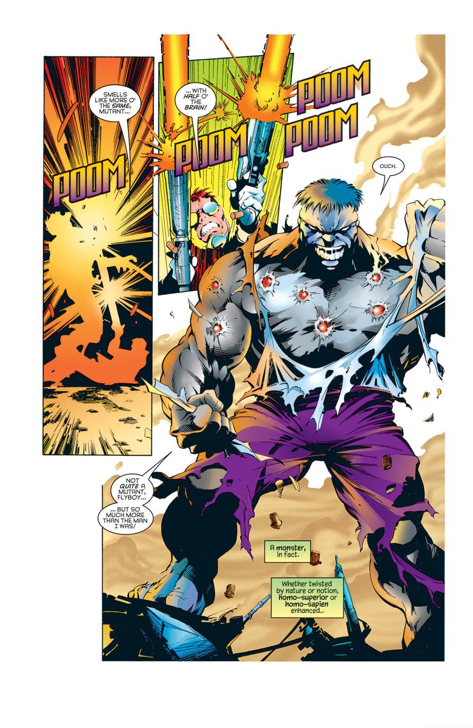 Read online X-Universe comic -  Issue #1 - 26