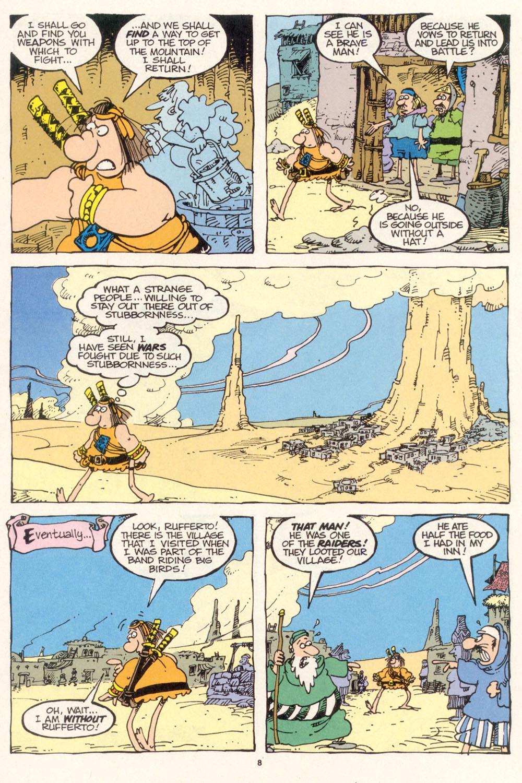 Read online Sergio Aragonés Groo the Wanderer comic -  Issue #115 - 10