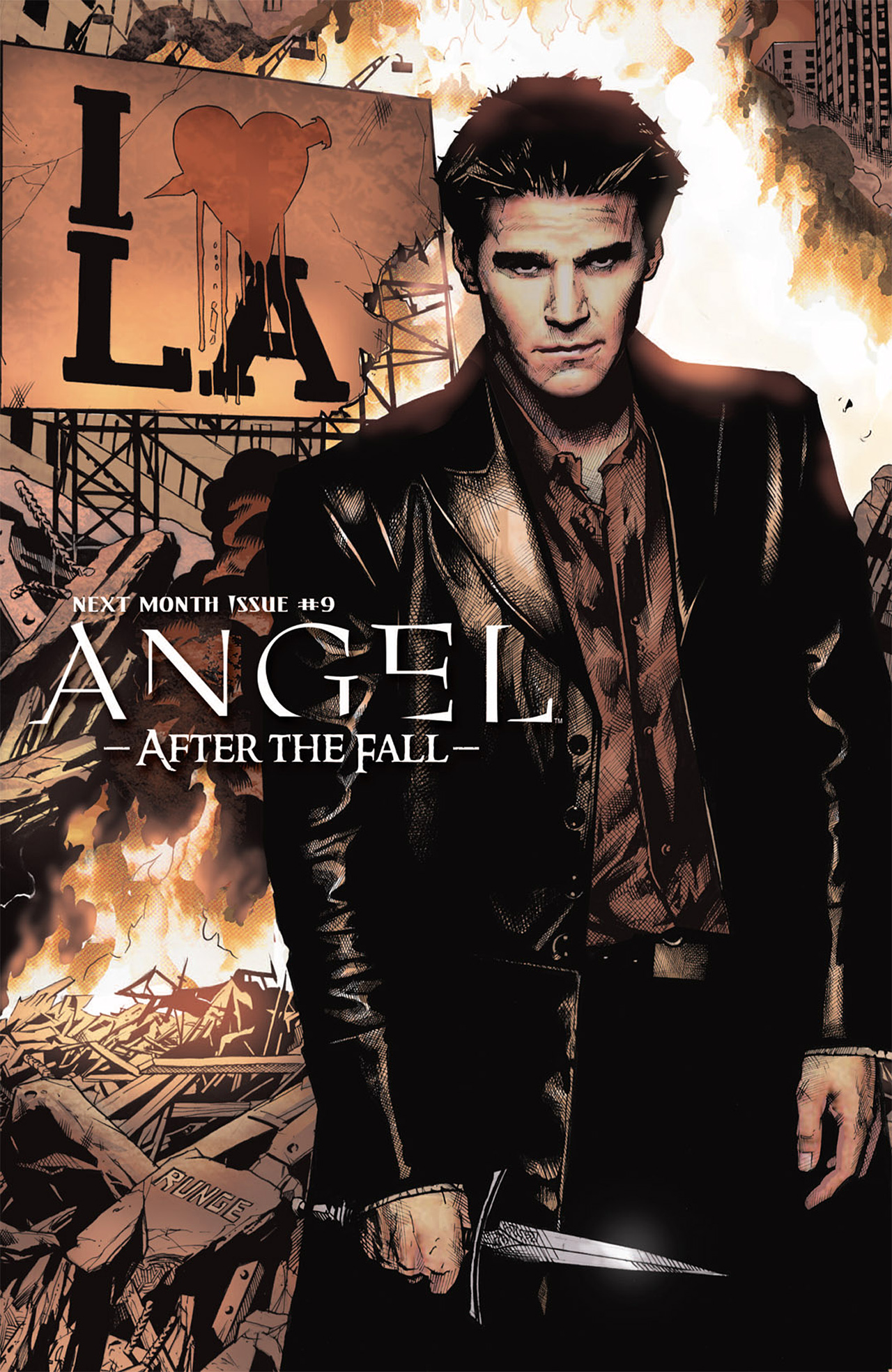 Read online Angel: After The Fall comic -  Issue #8 - 26