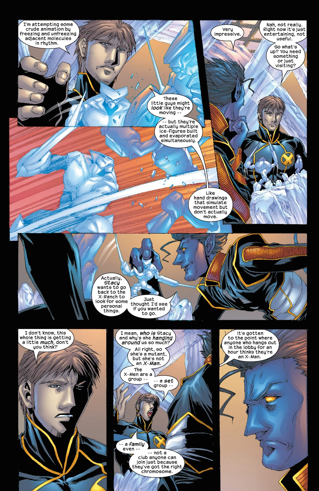 Read online X-Men: Unstoppable comic -  Issue # TPB (Part 2) - 50