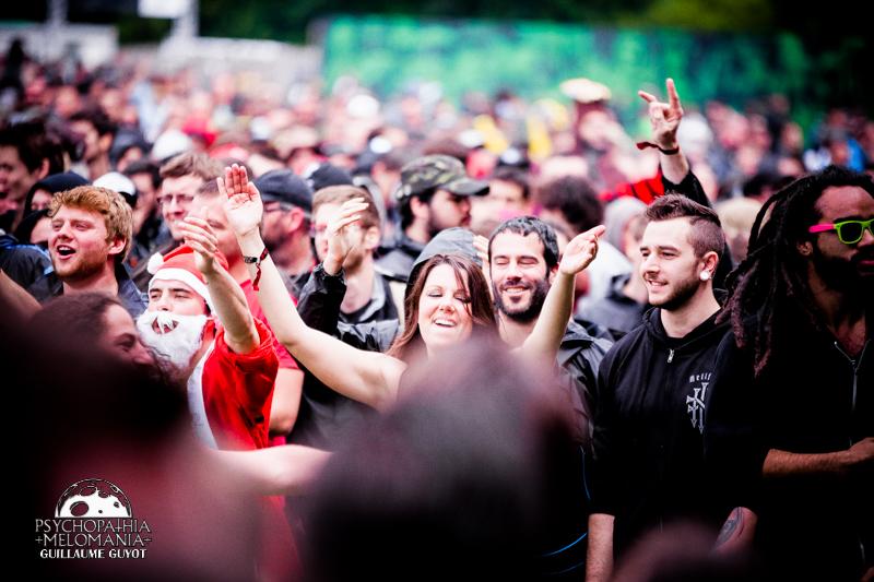 Shinedown @Hellfest 2016 - vendredi 17/06
