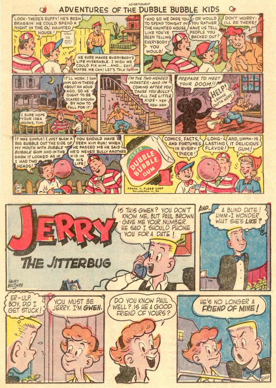 Read online Adventure Comics (1938) comic -  Issue #208 - 22
