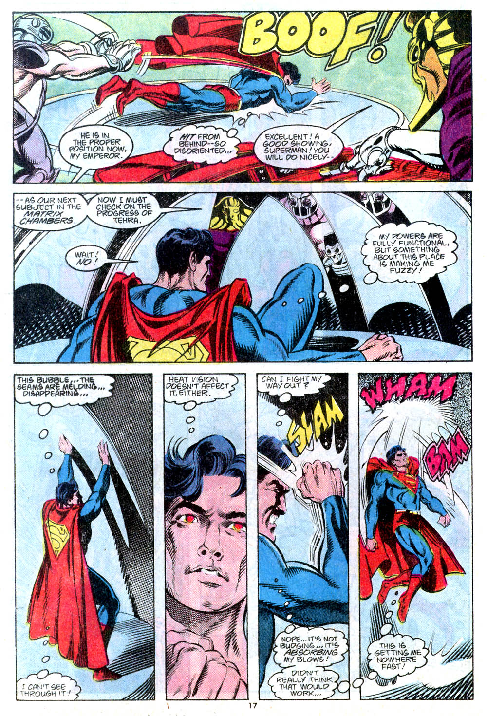 Read online Adventures of Superman (1987) comic -  Issue #443 - 19