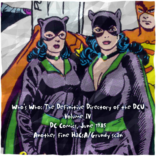 Whos Who: The Definitive Directory of the DC Universe 4 Page 1