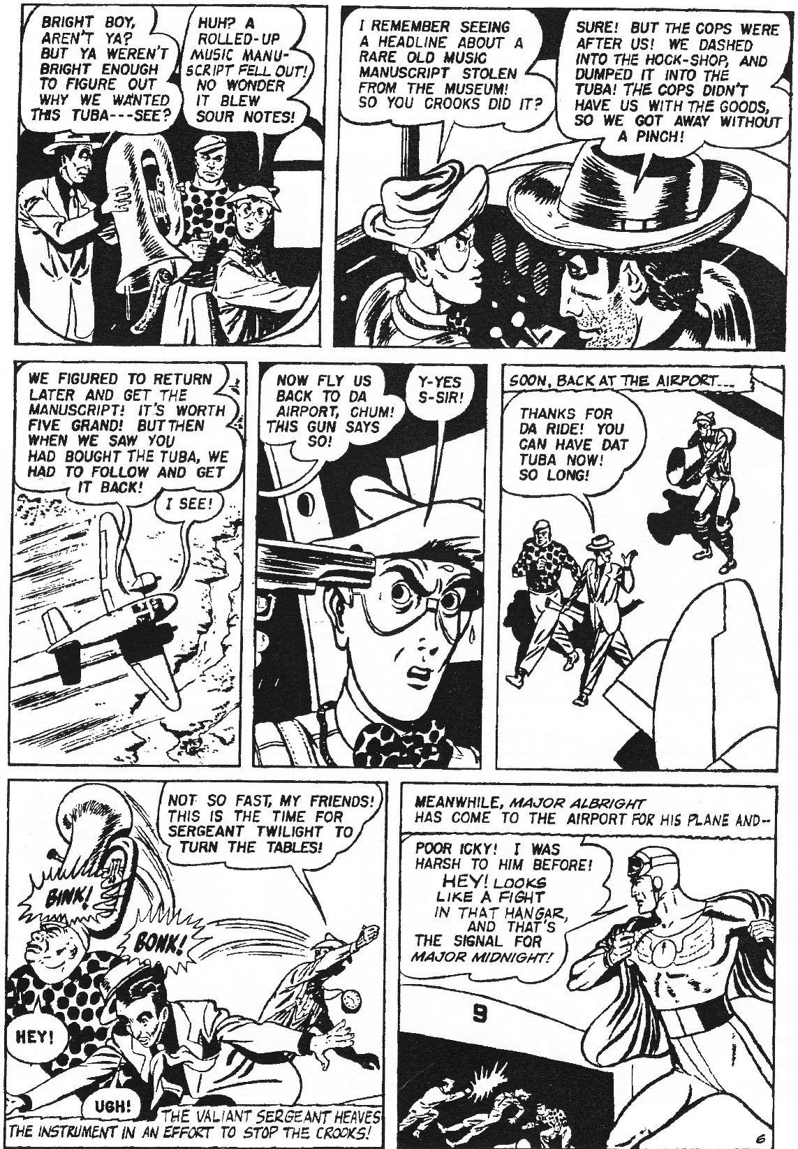Read online Men of Mystery Comics comic -  Issue #84 - 150