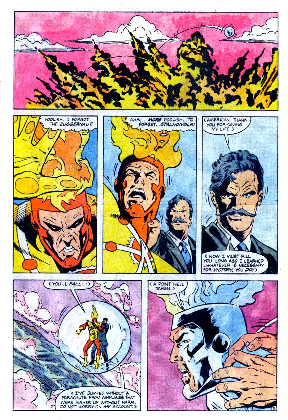 Firestorm, the Nuclear Man issue 73 - Page 4