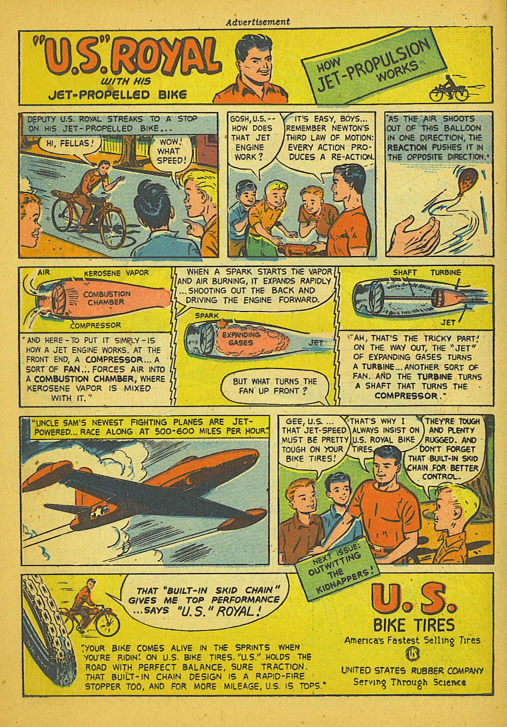 Read online Sensation (Mystery) Comics comic -  Issue #66 - 32