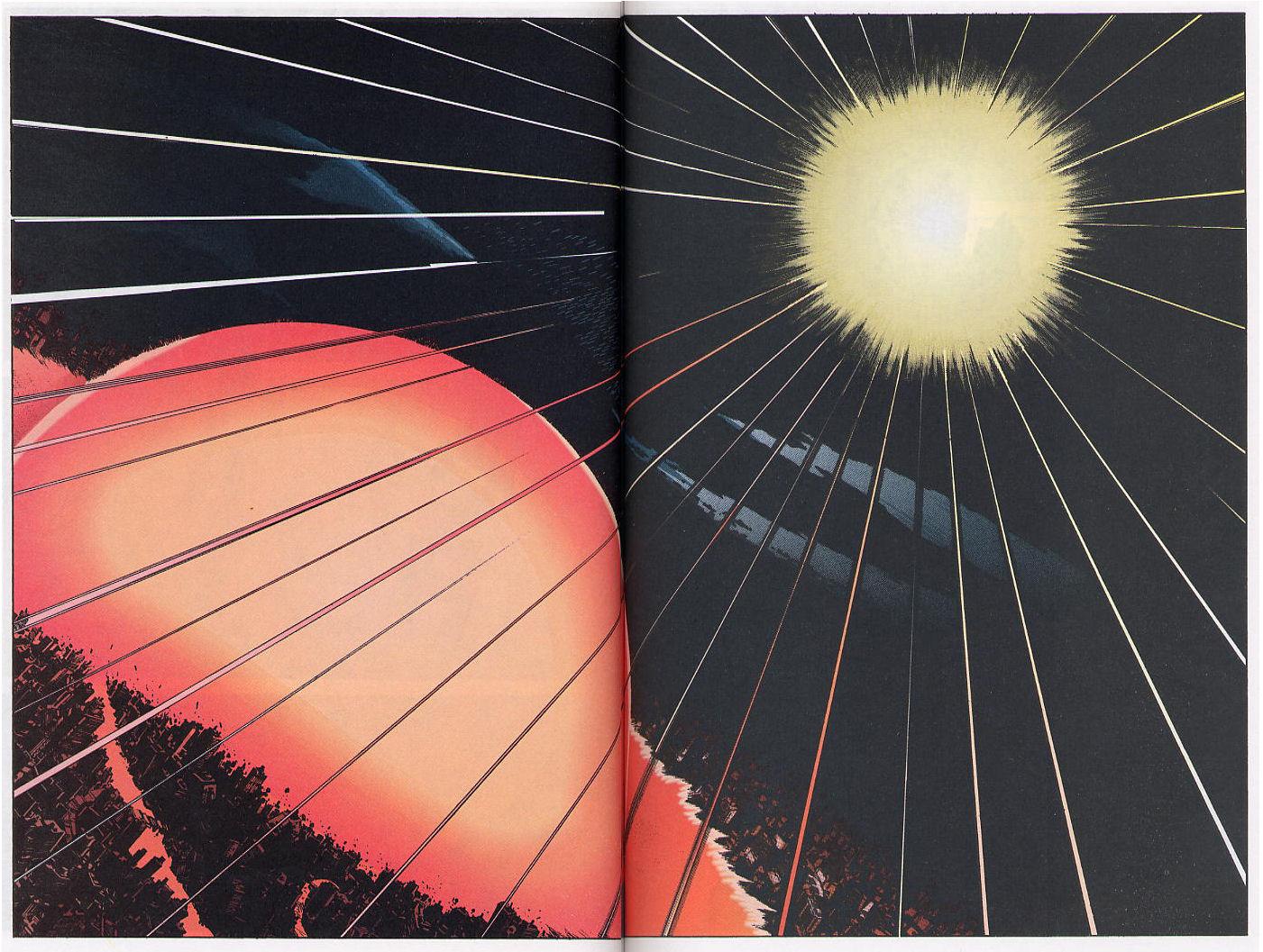 Read online Akira comic -  Issue #36 - 42