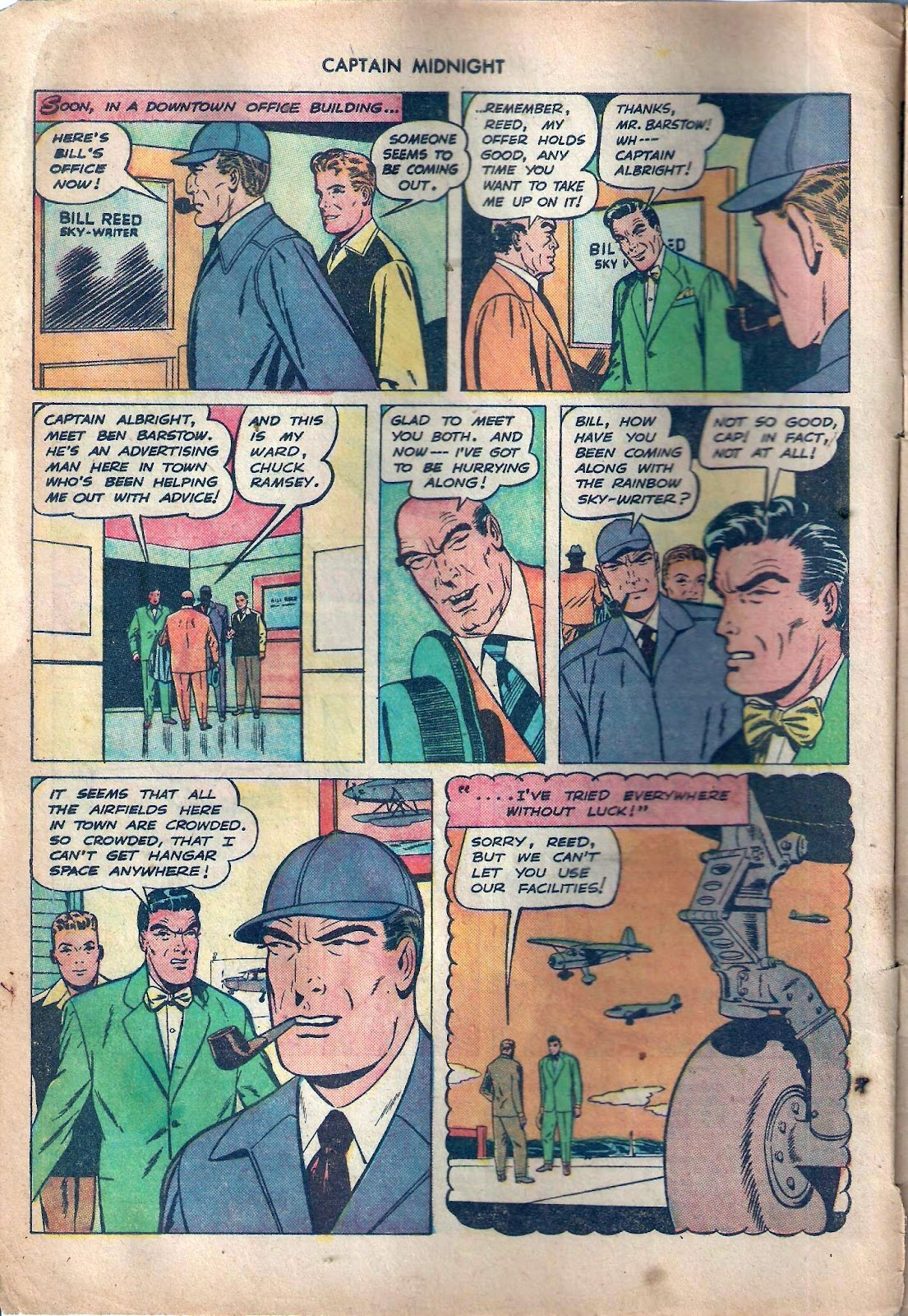 Captain Midnight (1942) issue 59 - Page 3