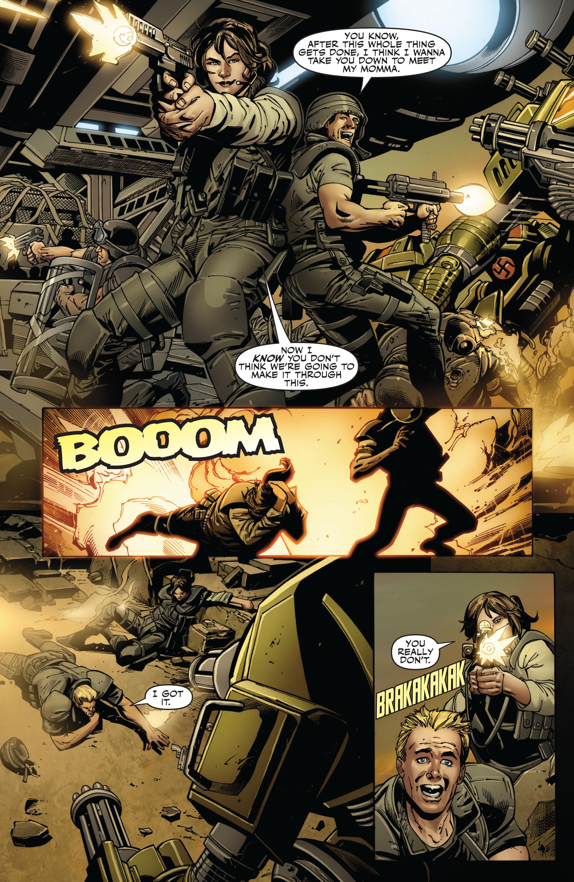 Read online Secret Avengers (2010) comic -  Issue #14 - 13