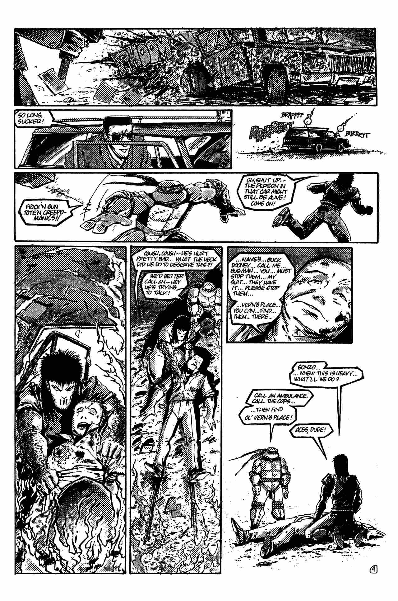 Read online Shell Shock comic -  Issue # Full - 143