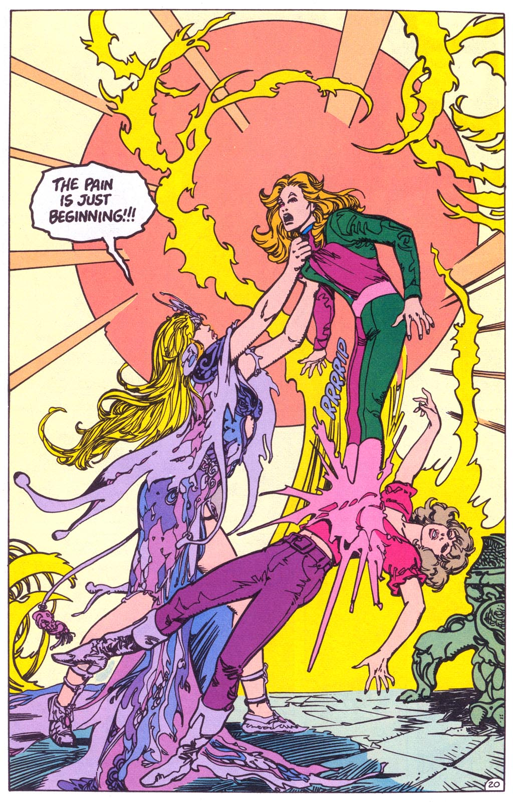 Read online Amethyst (1987) comic -  Issue #3 - 22