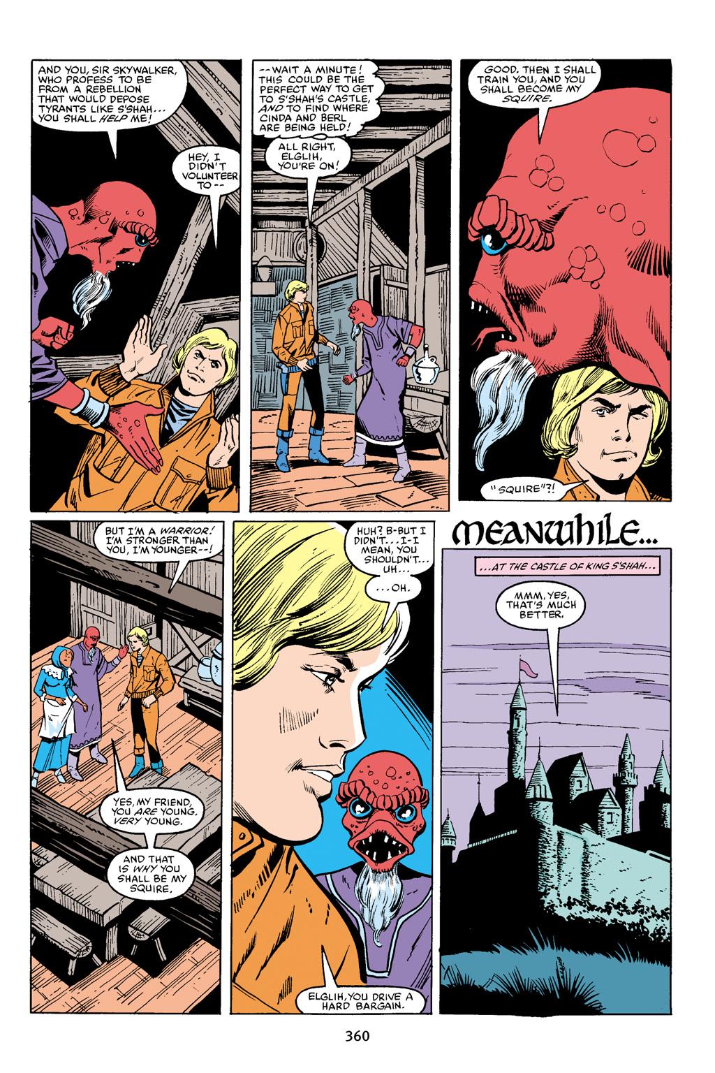 Read online Star Wars Omnibus comic -  Issue # Vol. 16 - 353
