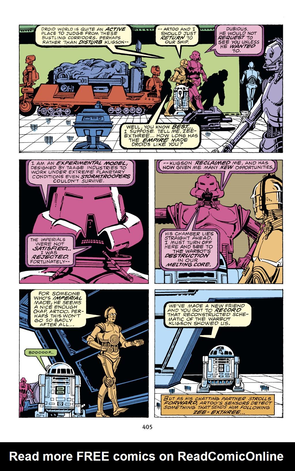 Read online Star Wars Omnibus comic -  Issue # Vol. 14 - 400