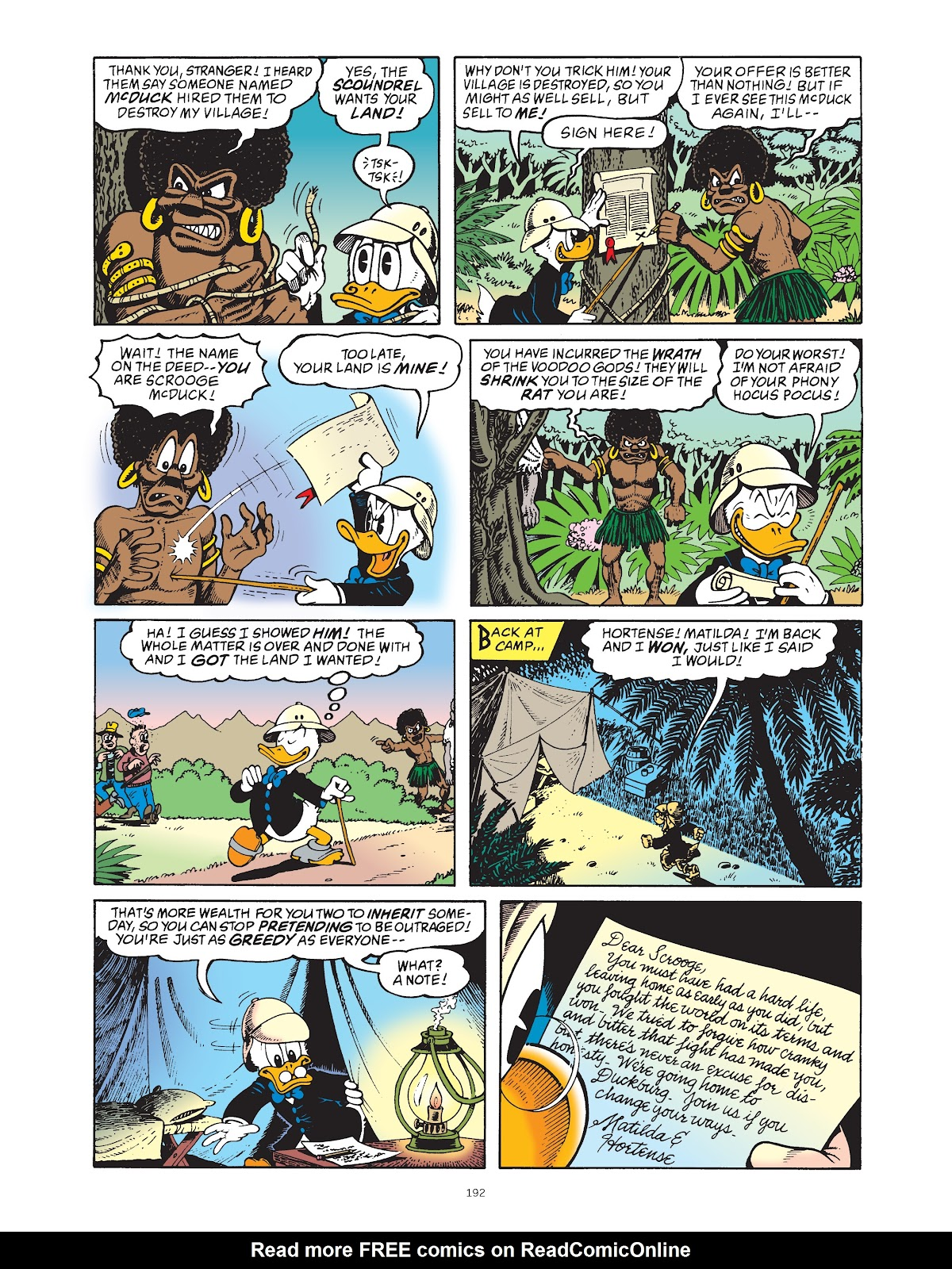 Read online The Complete Life and Times of Scrooge McDuck comic -  Issue # TPB 1 (Part 2) - 87