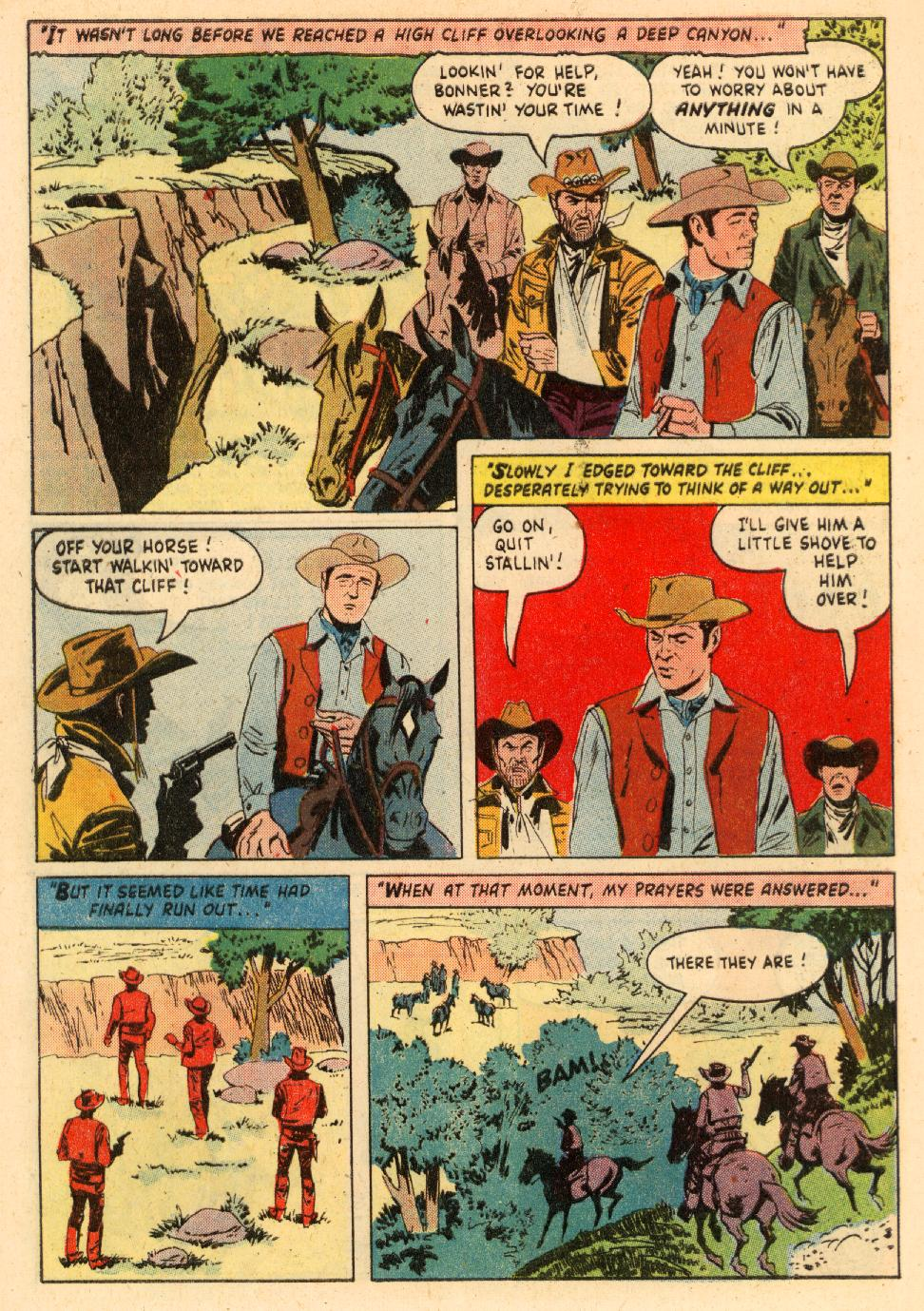 Four Color Comics issue 1089 - Page 32