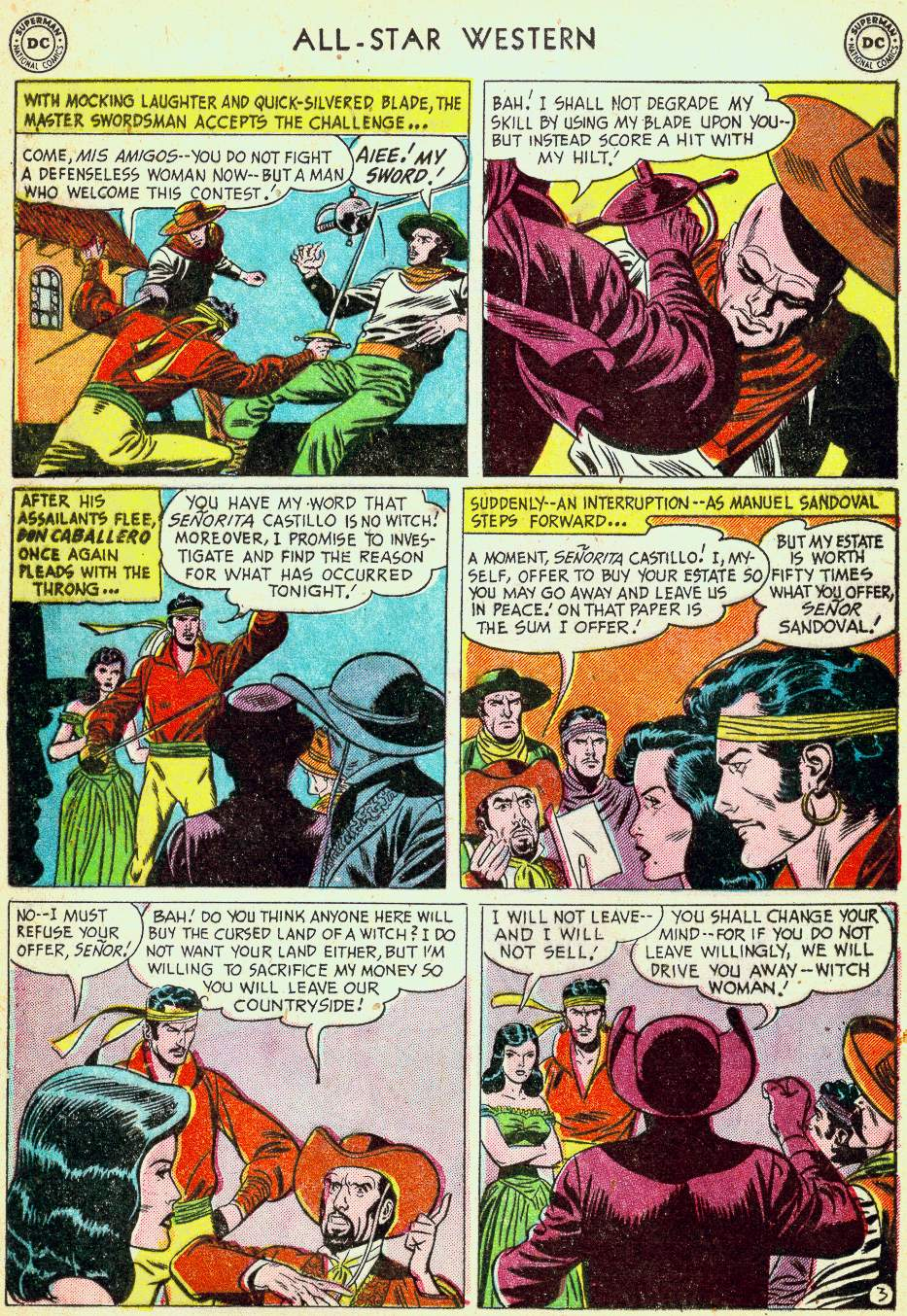 Read online All-Star Western (1951) comic -  Issue #63 - 20