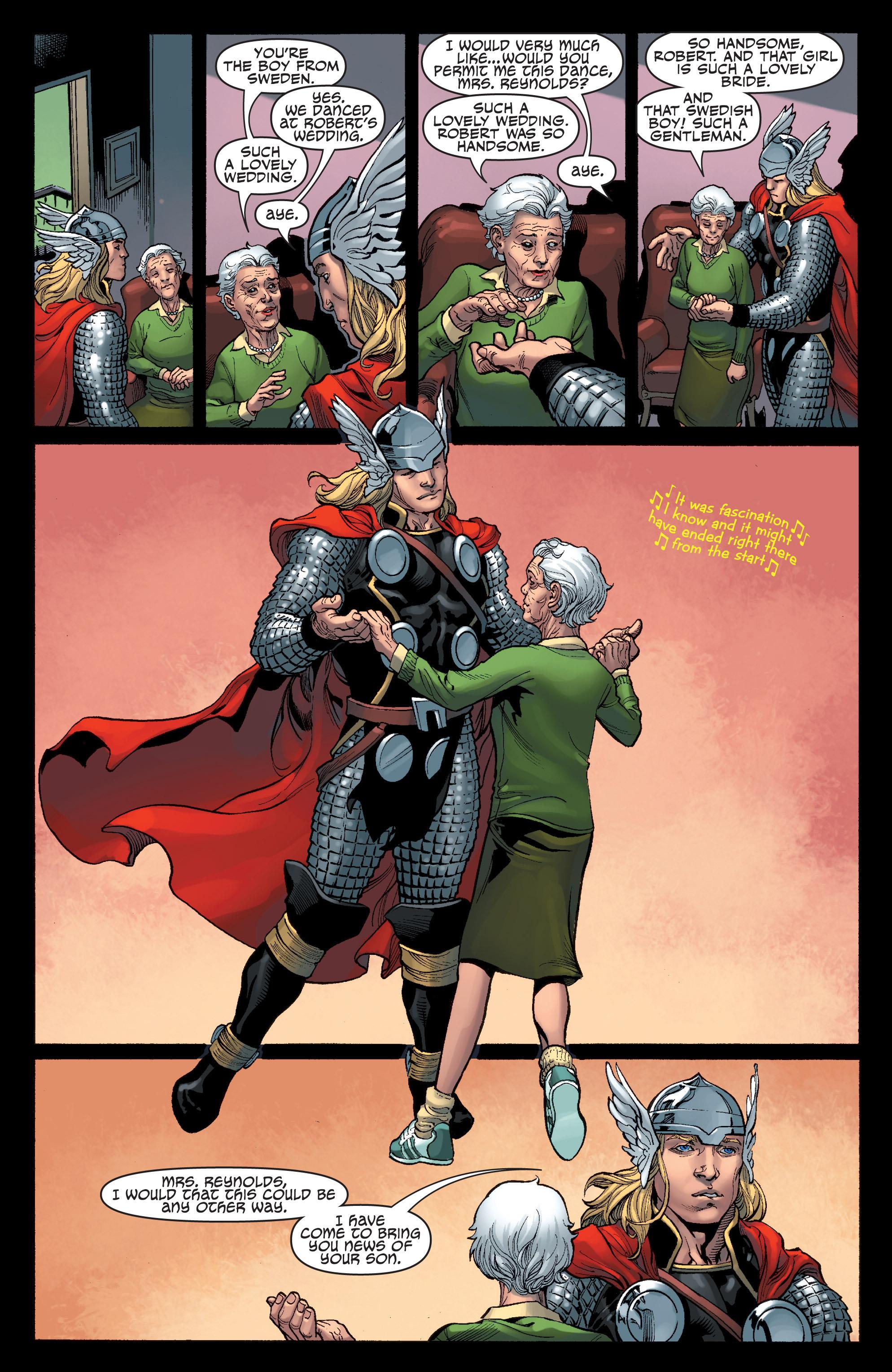 Read online Sentry: Fallen Sun comic -  Issue # Full - 11