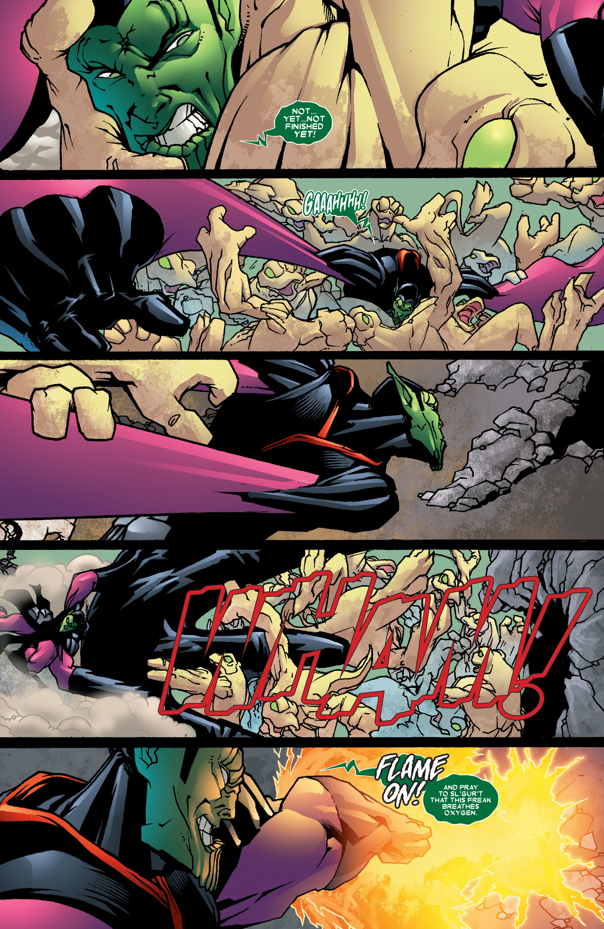 Read online Annihilation: Super-Skrull comic -  Issue #2 - 24