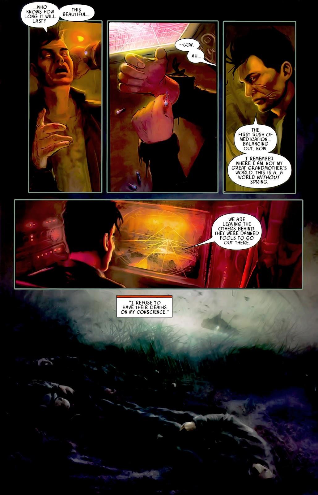 Read online After Dark comic -  Issue #0 - 5