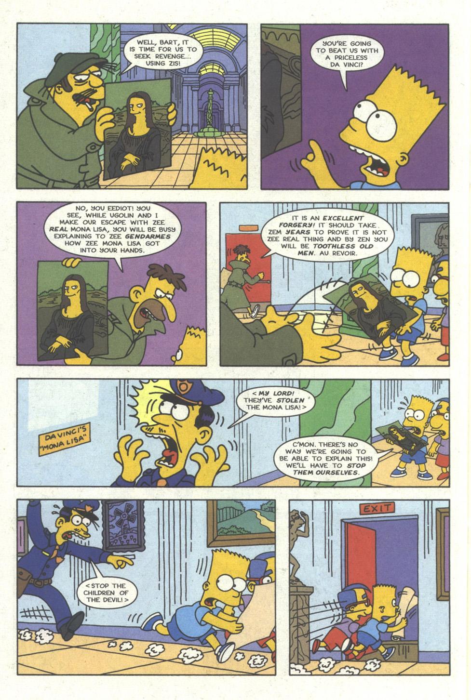 Read online Simpsons Comics comic -  Issue #23 - 15