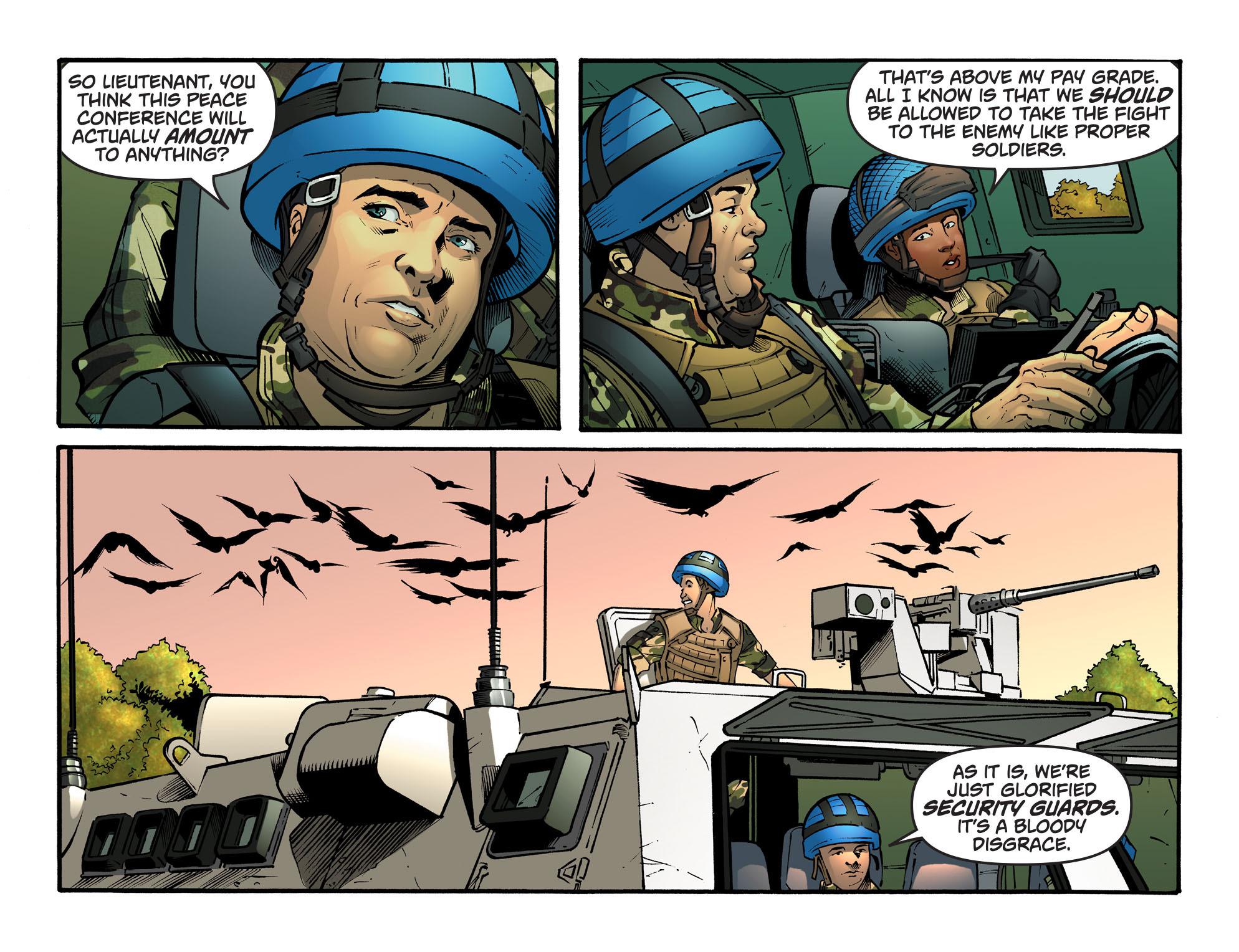 Read online Sensation Comics Featuring Wonder Woman comic -  Issue #33 - 18