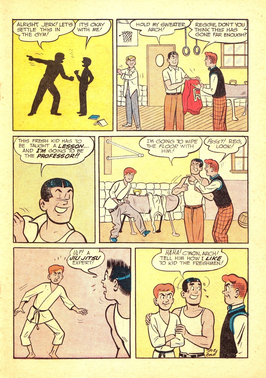 Read online Archie (1960) comic -  Issue #121 - 23