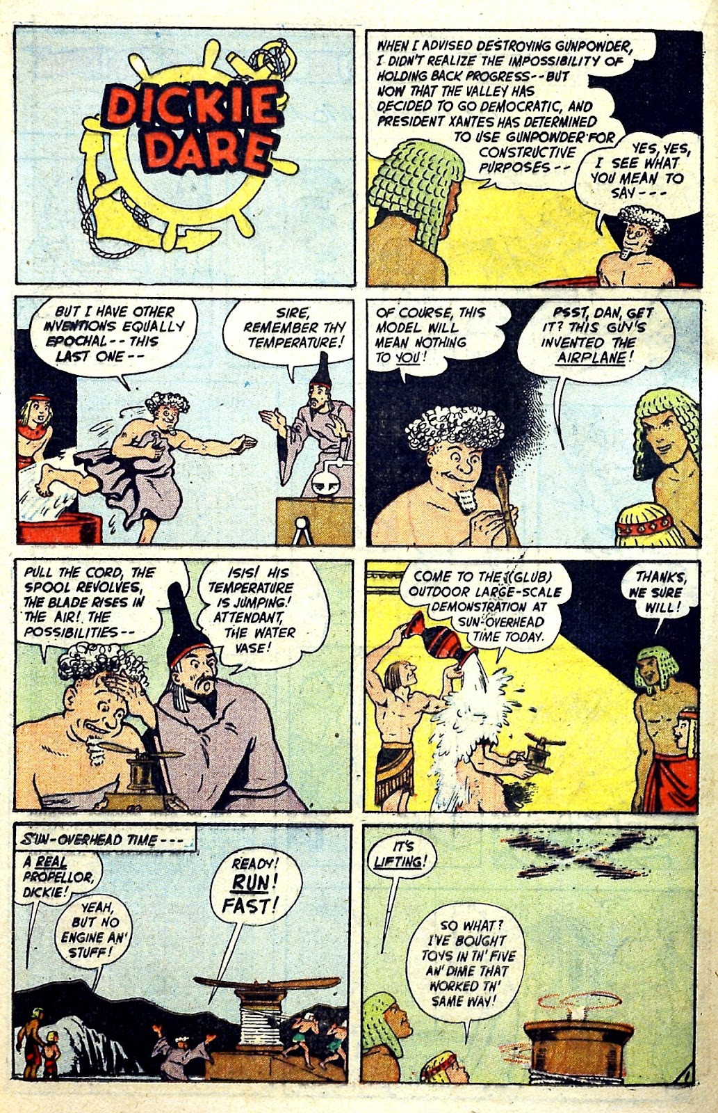 Read online Famous Funnies comic -  Issue #187 - 18